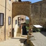 Abbadia a Isola, Monteriggioni, Siena. Autore e Copyright Marco Ramerini.