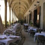 Palazzo delle Logge, Piazza Grande, Arezzo. Autore e Copyright Marco Ramerini..