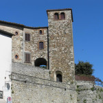 Radda in Chianti, Siena. Author and Copyright Marco Ramerini