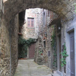 Volpaia, Radda in Chianti, Siena. Author and Copyright Marco Ramerini