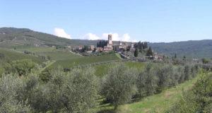 Badia a Passignano, Tavarnelle Val di Pesa, Firenze. Author and Copyright Marco Ramerini