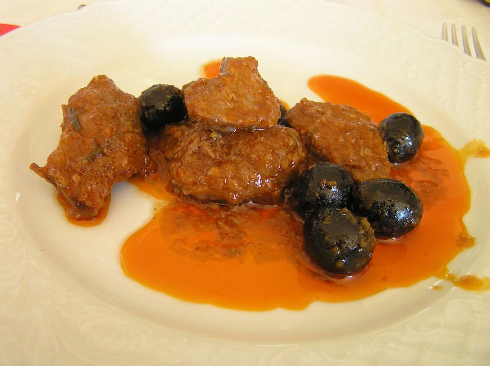 Ricetta del cinghiale in umido borghi di toscana for Ricette toscane