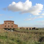 La Casa Rossa, Castiglione della Pescaia. Author and Copyright Marco Ramerini