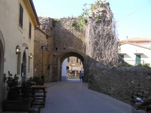 Portaccia. Castiglione della Pescaia. Author and Copyright Marco Ramerini