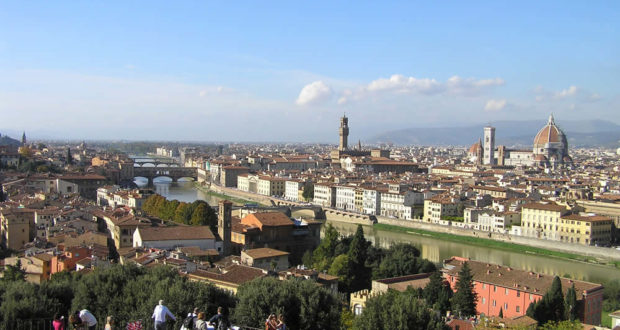 Firenze. Author and Copyright Marco Ramerini