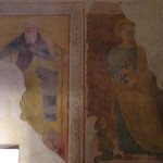 Affreschi nella chiesa di San Giovanni Battista, Magliano in Toscana, Grosseto. Author and Copyright Marco Ramerini