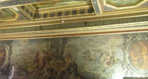 Allegoria della Terra, Sala degli Elementi, Quartiere degli Elementi, Palazzo Vecchio, Firenze, Italia. Author and Copyright Marco Ramerini