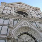 Fachada de la Basílica de Santa Croce. Autor y Copyright Marco Ramerini.