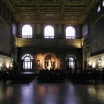 El Salón de los Quinientos del Palazzo Vecchio, Florencia, Italia. Autor y Copyright Marco Ramerini.