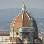 Cúpula de Brunelleschi, Catedral de Santa María del Fiore, Florencia. Autor y Copyright Marco Ramerini