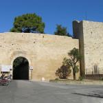 Porta San Giovanni, Magliano in Toscana, Grosseto. Author and Copyright Marco Ramerini