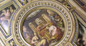 Sala di Penelope, Quartiere di Eleonora, Palazzo Vecchio, Firenze, Italia. Author and Copyright Marco Ramerini