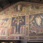 La vida de Cristo, Sacristía, Basílica de Santa Croce. Autor y Copyright Marco Ramerini