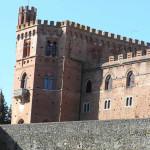 Castello di Brolio, Gaiole in Chianti, Siena. Autor y Copyright Marco Ramerini.