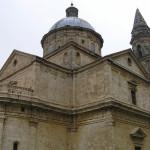 Chiesa o Santuario della Madonna di San Biagio, Montepulciano, Siena. Author and Copyright Marco Ramerini..