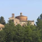 Chiesetta di Montesiepi, San Galgano, Chiusdino, Siena. Author and Copyright Marco Ramerini..