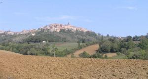 Chiusdino, Siena. Autor and Copyright Marco Ramerini