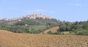 Chiusdino, Siena. Author and Copyright Marco Ramerini