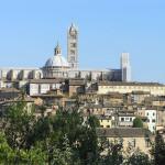 Il Duomo, Siena. Author and Copyright Marco Ramerini