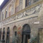 Il Palazzo dei Priori, sede del Museo Civico, Colle Val d'Elsa, Siena. Author and Copyright Marco Ramerini
