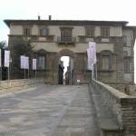 Palazzo Campana, la porta d'accesso al nucleo più antico dell'abitato di Colle Val d'Elsa, Siena. Author and Copyright Marco Ramerini