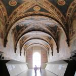 Pellegrinaio di Santa Maria della Scala, Siena. Author Combusken. Licence Creative Commons-Share Alike