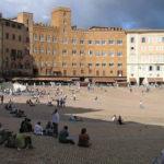 Piazza del Campo, Siena. Author and Copyright Marco Ramerini
