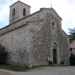 Pieve di San Giusto in Salcio, Gaiole in Chianti, Siena. Autor y Copyright Marco Ramerini