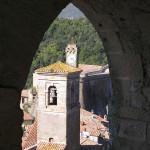 Veduta del paese dalla Rocca degli Orsini, Sorano, Grosseto. Author and Copyright Marco Ramerini