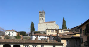Barga, Lucca. Author and Copyright Marco Ramerini