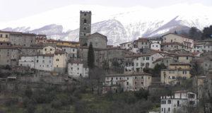 Coreglia Antelminelli, Lucca. Author and Copyright Marco Ramerini