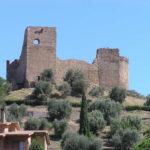 La Rocca, Scarlino, Grosseto. Author and Copyright Marco Ramerini
