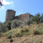 La Rocca, Scarlino, Grosseto.. Author and Copyright Marco Ramerini