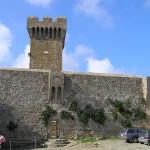 La Rocca di Populonia, Piombino, Livorno. Author and Copyright Marco Ramerini.