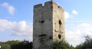 La Torre Vecchia o Torraccia, San Vincenzo, Livorno. Author and Copyright Marco Ramerini