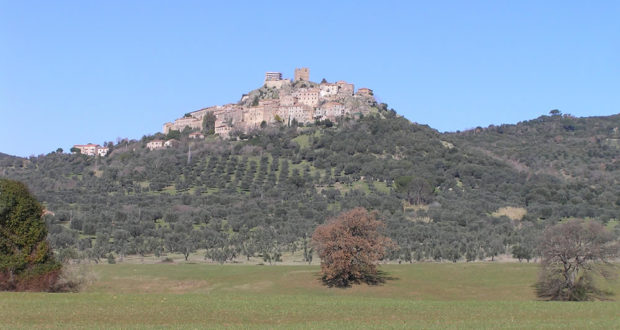 Montemassi, Roccastrada, Grosseto. Author and Copyright Marco Ramerini