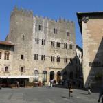 Palazzo del Comune, Massa Marittima, Grosseto. Author and Copyright Marco Ramerini