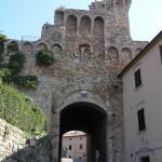 Porta alle Silici, Massa Marittima, Grosseto. Author and Copyright Marco Ramerini