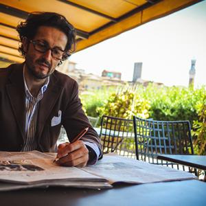 Federico Minghi il vignaiolo creativo e ambasciatore di Toscana