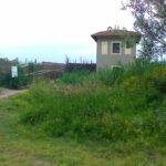 Casotto Osservatorio, Padule di Fucecchio. Autore e Copyright Daniele Marchi