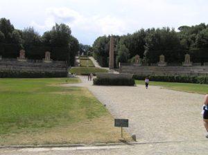 Giardino di Boboli, Firenze. Autore e Copyright Marco Ramerini