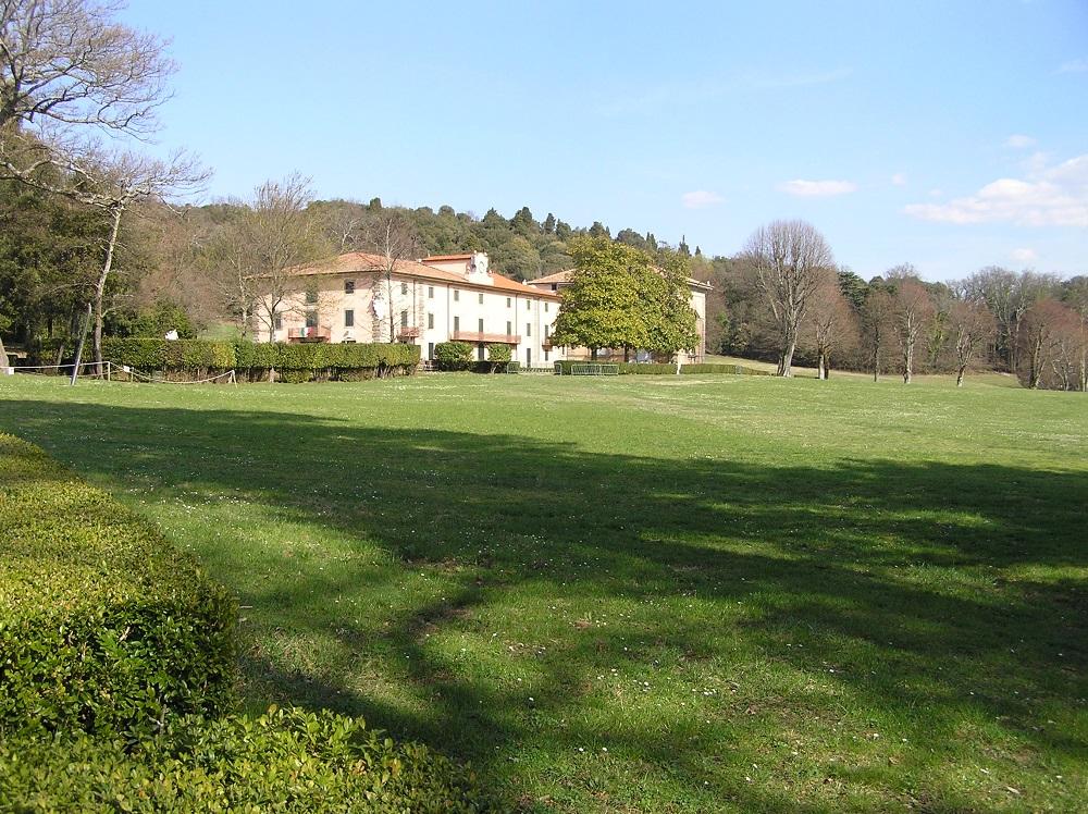 Villa di Pratolino, Vaglia. Autore e Copyright Marco Ramerini