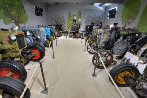 Trattori Landini, Museo ai Borghi
