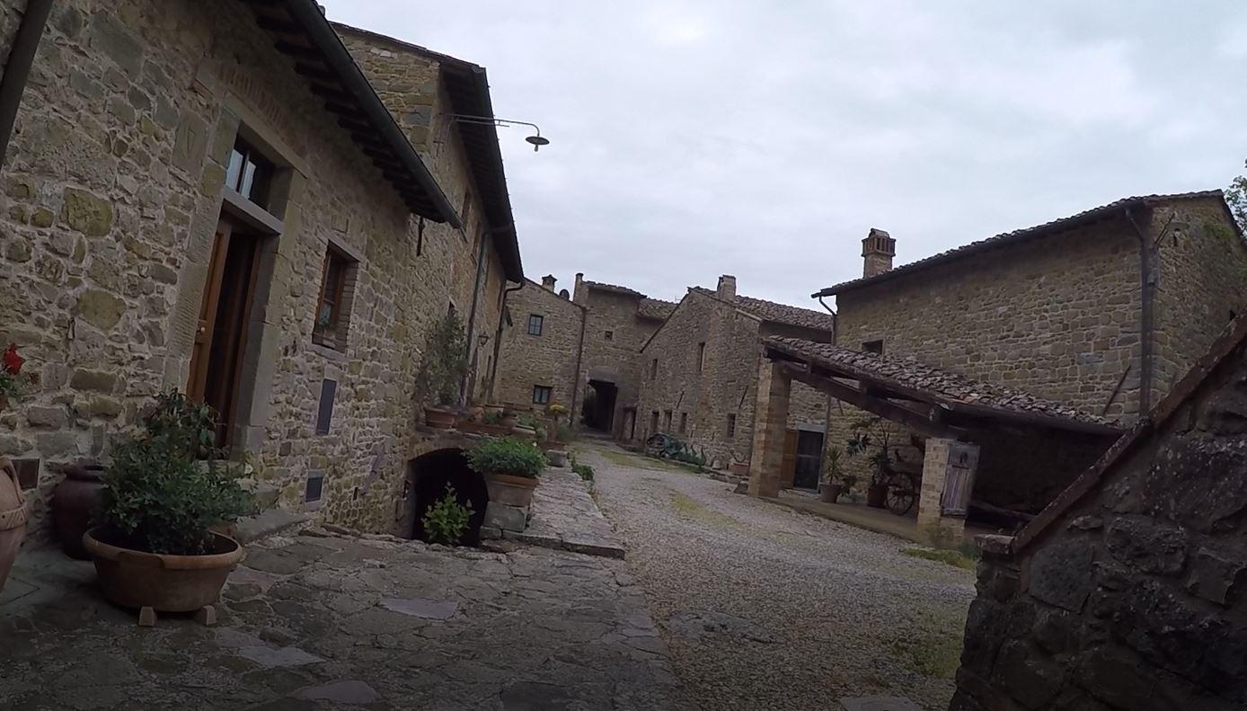 Castello di Cintoia, Greve in Chianti. Autore e Copyright Marco Ramerini