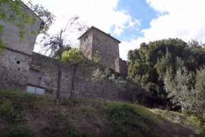 Castello di Mugnana, Greve in Chianti. Autore e Copyright Marco Ramerini