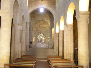Abbadia a Isola, Monteriggioni, Siena. Autore e Copyright Marco Ramerini...