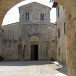 Abbadia a Isola, Monteriggioni, Siena. Autore e Copyright Marco Ramerini
