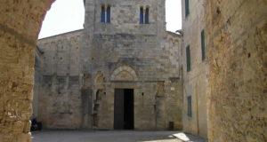 Abbadia a Isola, Monteriggioni, Sienne. Auteur et Copyright Marco Ramerini