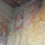 Affreschi, Monastero di Santa Maria del Carmine al Morrocco, Tavarnelle Val di Pesa, Firenze. Author and Copyright Marco Ramerini