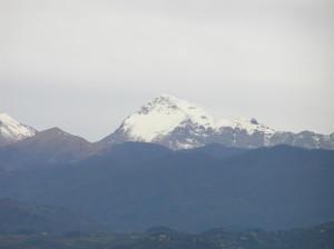 Alpes Apuanes. Auteur et Copyright Marco Ramerini